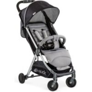 Hauck Buggy Swift Plus Charcoal/Silver