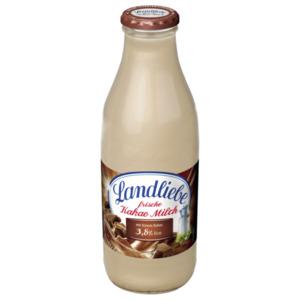 Landliebe Frische Kakao Milch