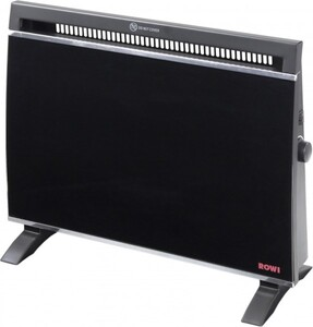 Rowi Glas-Wärmekonvektor 1500 W