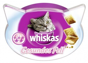 Whiskas Gesundes Fell ,  50 g