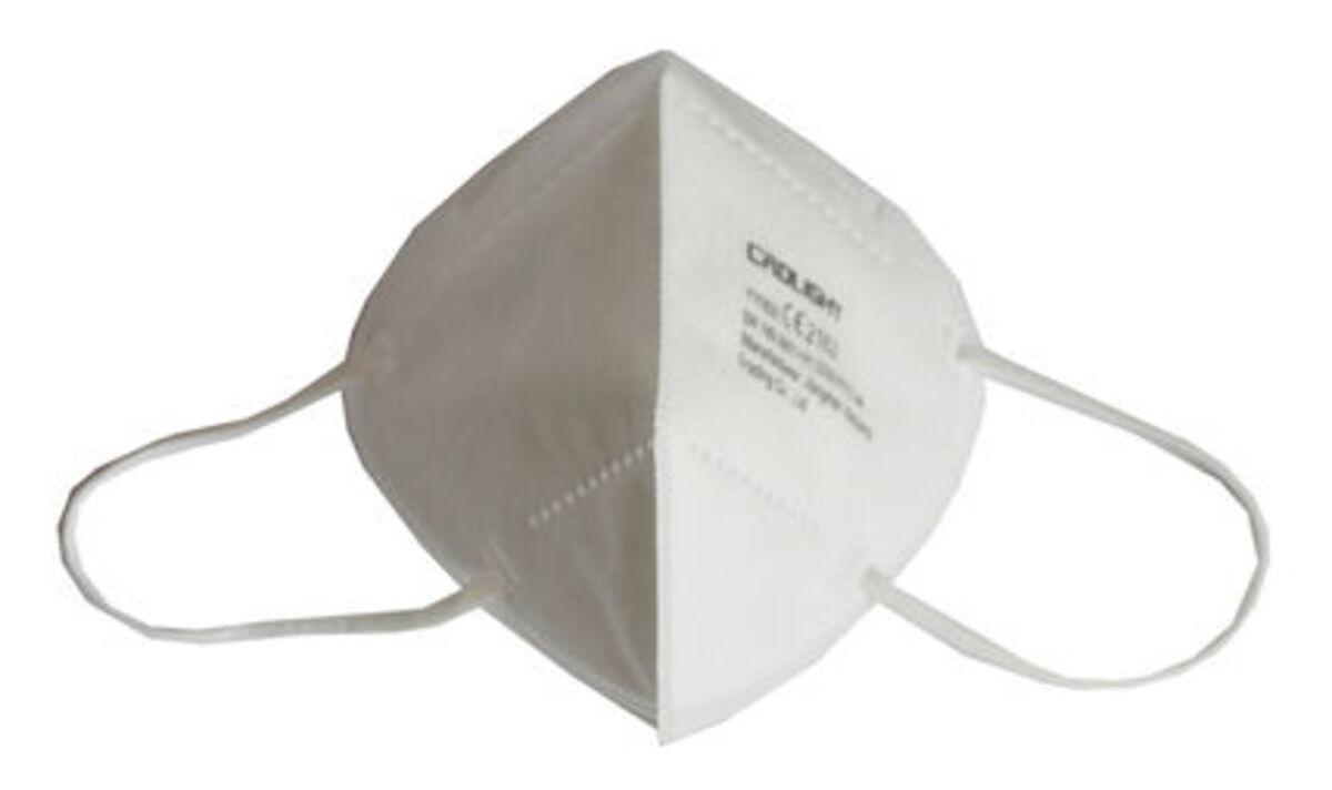 Bild 2 von Million X FFP2 Atemschutzmaske CE 2163 - 25 Stück