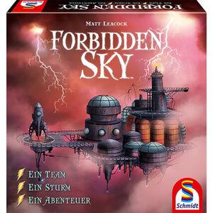 Schmidt Spiele Strategiespiel Forbidden Sky