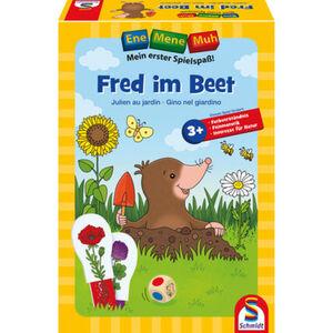 """Schmidt Spiele Fred im Beet, """"Ene Mene Muh"""", Mein erster Spielspaß, Lernspiel"""