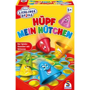 Schmidt Spiele Hüpf mein Hütchen, Geschicklichkeitsspiel