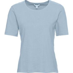 K|town T-Shirt, Rundhals, unifarben, Kurzarm, für Damen