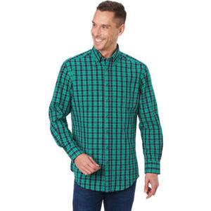 Dunmore Freizeithemd, Karomuster, Button-Down-Kragen, für Herren