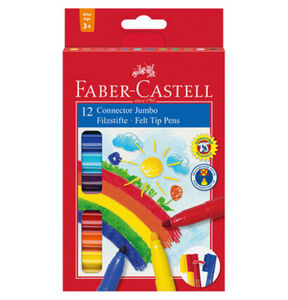 "Faber Castell Fasermaler ""Connector Jumbo"""