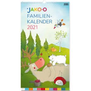 JAKO-O Familienkalender 2021