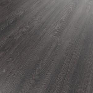 Venda Designboden eichefarben per paket , Aspen OAK Black , Kunststoff , 19x0.5x121 cm , matt, Dekorfolie, geprägt , abriebbeständig, antistatisch , 006251000204