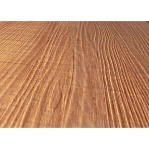 Venda Designboden ahornfarben per paket , Rustic Maple Medium , Kunststoff , 19x0.5x121 cm , matt, Dekorfolie, geprägt , abriebbeständig, antistatisch , 006251001901
