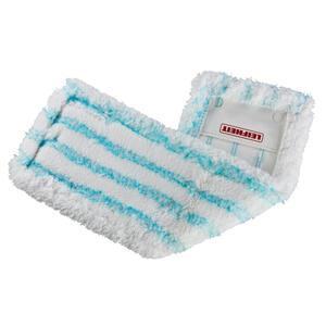 Leifheit Wischbezug , 55126 , Blau , Textil , 3.5x27x16 cm , Mikrofaser , 0038720107