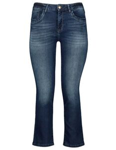 Damen Straight Fit Jeans mit Stretch-Anteil