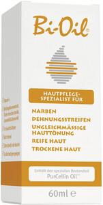 Bi-Oil Hautpflege für Narben und Dehnungsstreifen 60 ml