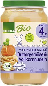 EDEKA Bio Buttergemüse & Vollkornnudeln nach dem 4.Monat 190G