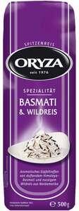 Oryza Basmati & Wildreis lose 500 g