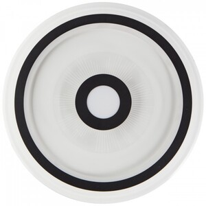 Brilliant CCT LED Deckenleuchte Pedini 37 W, dimmbar, Fernbedienung, Ø 40 cm, weiß