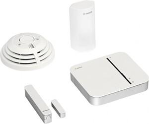 Bosch Starter-Paket Sicherheit Smart Home Twinguard