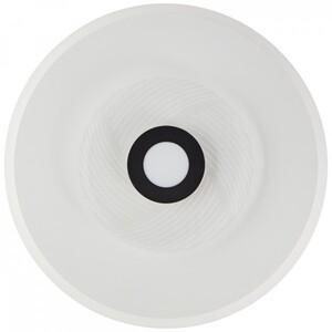 Brilliant CCT LED Deckenleuchte Peron 32 W, dimmbar, Fernbedienung, Ø 47,5 cm, weiß