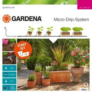 Gardena Start-Set Pflanztöpfe ,  Gr. M
