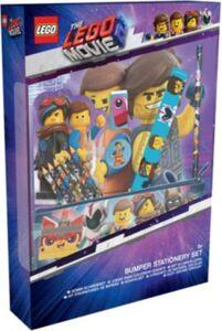 Lego Movie Schreibtischset, 9-tlg.