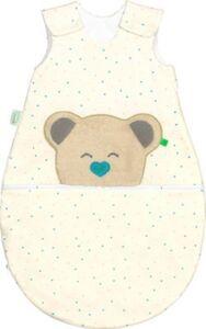 """Jersey-Schlafsack """"Mucki air"""", heart/Stars mint, Gr. 70 cm"""