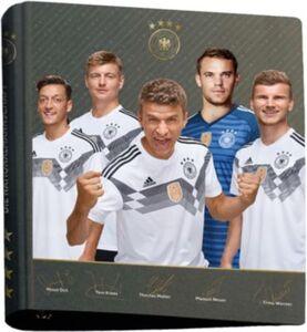 Ringbuchordner DIN A4 DFB-Kollektion 2018 schwarz