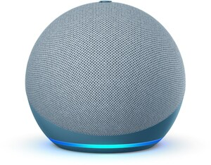 Echo Dot (4. Gen.) Streaming-Lautsprecher blaugrau