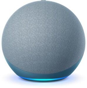 Echo (4. Gen.) Streaming-Lautsprecher blaugrau