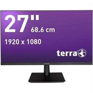 "LED 2763W 68,6 cm (27"") TFT-Monitor mit LED-Technik mattschwarz"