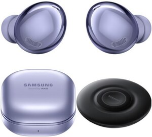 Galaxy Buds Pro incl. Ind. Ladest. True Wireless Kopfhörer phantom violet