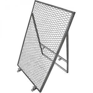Wingart              Durchwurfgitter für Schubkarren, 100x60 cm