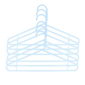 6er Kleiderbügel
