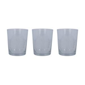 3er Trinkglas