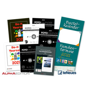 Foto- und Bastelkalender