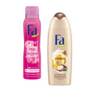Fa Duschgel, Deo Spray oder Roll-On