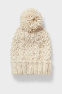 C&A Mütze, Beige, Größe: 1 size