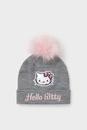 Bild 2 von C&A Hello Kitty-Mütze, Grau, Größe: 128-152