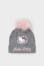Bild 1 von C&A Hello Kitty-Mütze, Grau, Größe: 128-152
