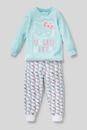 Bild 1 von C&A Hello Kitty-Pyjama-Bio-Baumwolle-2 teilig, Türkis, Größe: 104