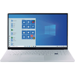 SAMSUNG Galaxy Book Ion, Notebook mit 15,6 Zoll Display, Core™ i5 Prozessor, 8 GB RAM, 256 SSD, Intel UHD Grafik, Aura Silver