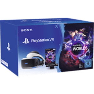 SONY PlayStation VR + Camera Worlds Voucher Virtual Reality Brille