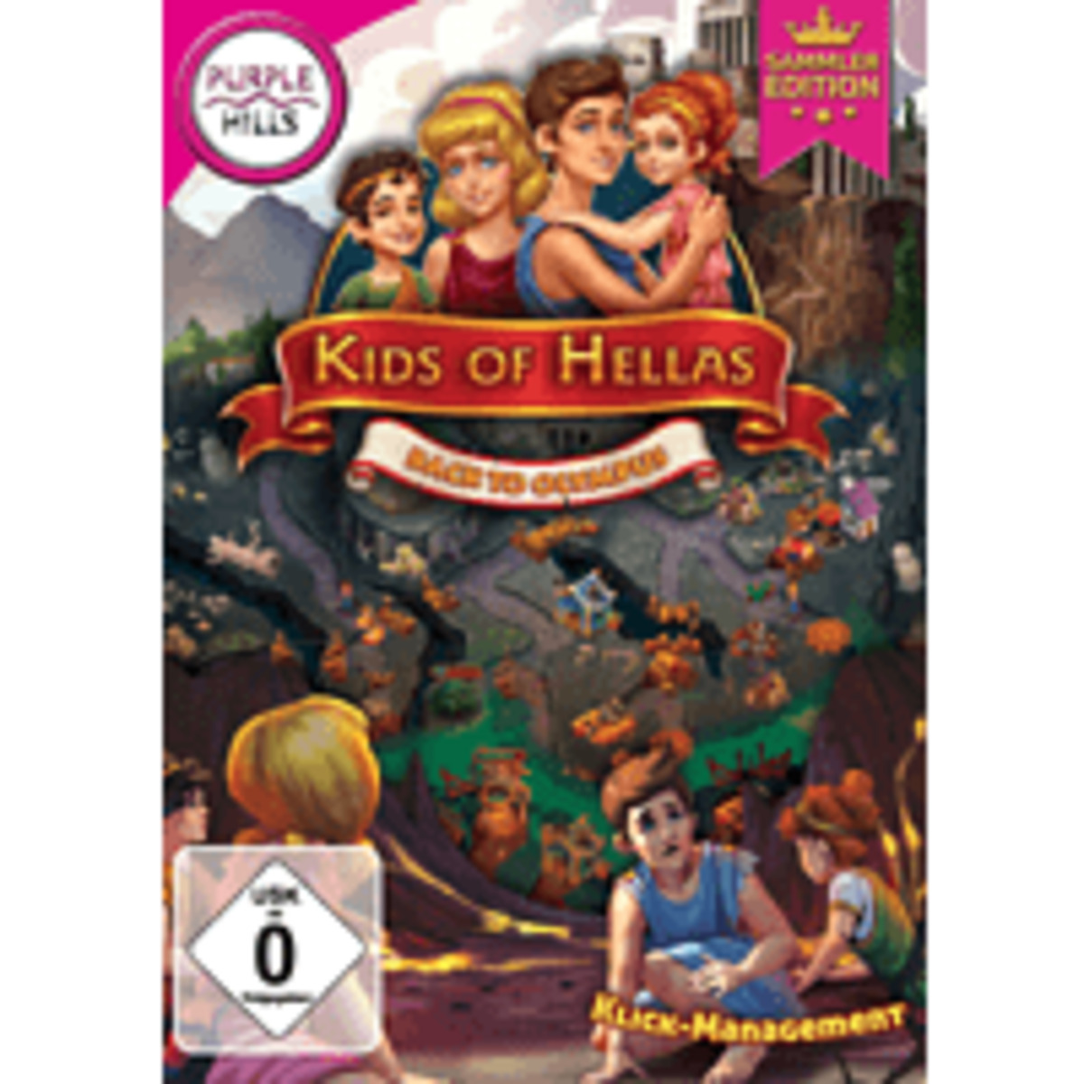 Bild 1 von Kids of Hellas - [PC]