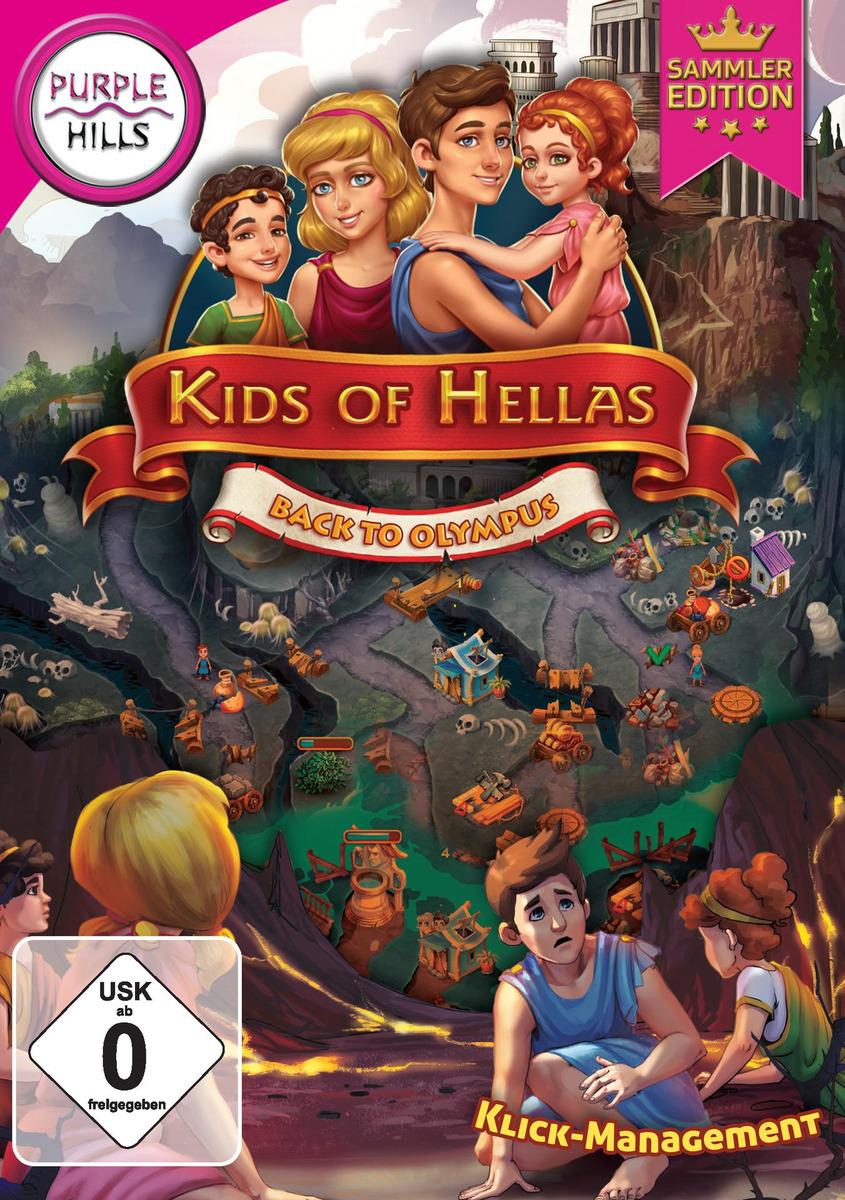 Bild 2 von Kids of Hellas - [PC]