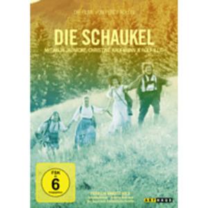 Die Filme von Percy Adlon - Schaukel DVD