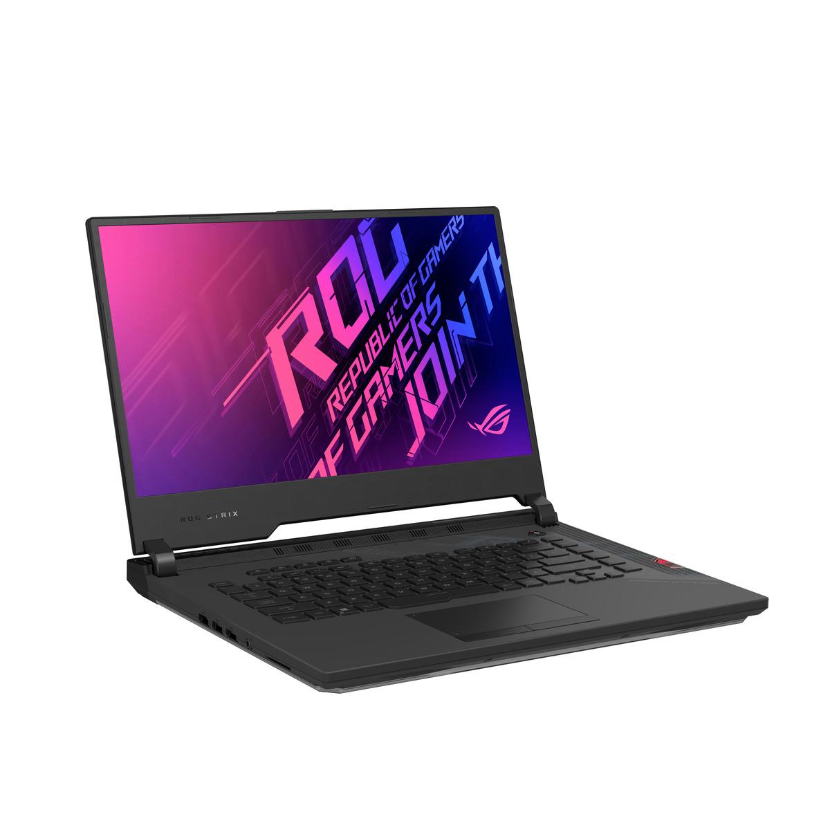 Bild 2 von ASUS ROG Strix G15 G512LV-AZ051T, Gaming Notebook mit 15,6 Zoll Display, Core™ i7 Prozessor, 8 GB RAM, 512 SSD, GeForce® RTX 2060 with Boost, Electro Punk