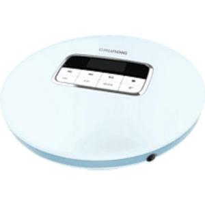 GRUNDIG GCDP 8000 Tragbarer CD-Player Hellblau