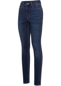 Skinny-Jeans mit Schmucksteinchen