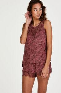 Hunkemöller Pyjamaset Short Rose