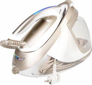 Philips Dampfbügelstation GC9642/60 PerfectCare Elite Silence, 1800 ml Wassertank, (2400 W, Optimal TEMP, 7,2 bar Dampfdruck, 490 g/Min Dampfsto) gold