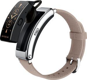Huawei HUAWEI TalkBand B6 Classic Smartwatch (3,89 cm/1,53 Zoll, Huawei Lite OS)